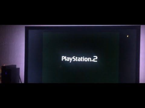 Boot screen Playstation 2 PS2 Recalbox
