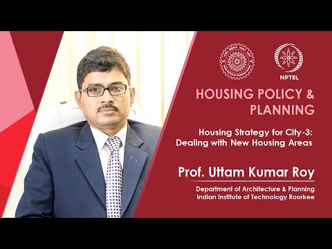 Housing Strategy for City-3: Dealing with New Housing Areas