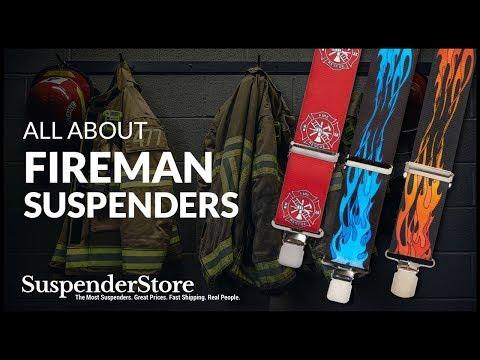 Fireman Suspenders