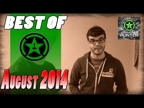 Best of.... Achievement Hunter August 2014