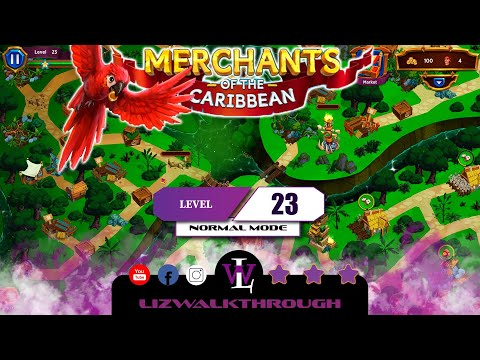 Merchants Of The Caribbean - Level 23 |