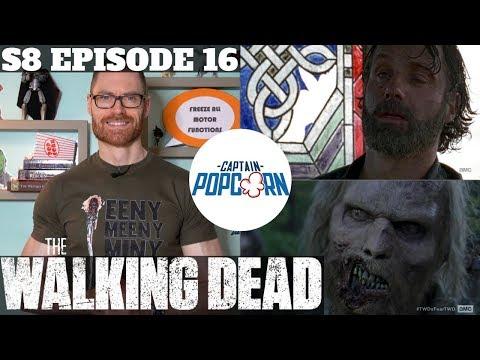 The Walking Dead Saison 8 épisode 16 (le FINAL) : Avis Et Analyse !
