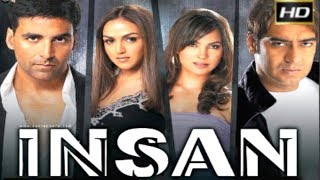 Insan 2005 - Action Movie | Ajay Devgn, Akshay Kumar, Lara Dutta, Esha Deol.