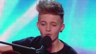 Bailey McConnell - Britain's Got Talent 2014 - Best Audition - Bailey McConnell