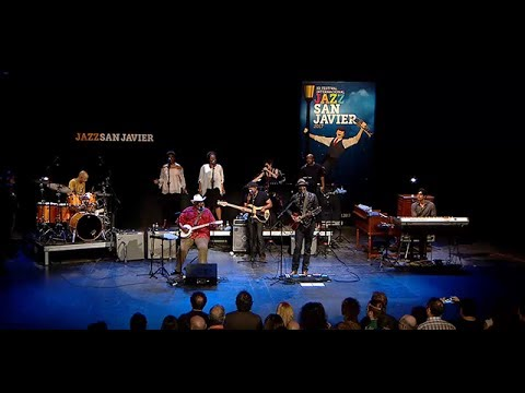 TAJMO: The Taj Mahal & Keb´M´Band. Jazz San Javier 14 de Julio 2017