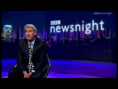 Paxman's farewell - Newsnight