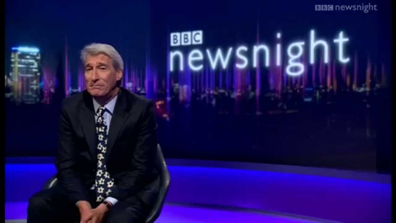 BBC Newsnight - A chance to watch again this film from ...