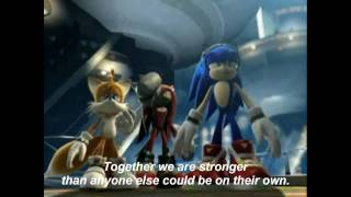 Team Sonic: We Can [With Lyrics]