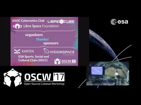 OSCW17 Day 1 Part 1 - Welcome - 1st Session Talks