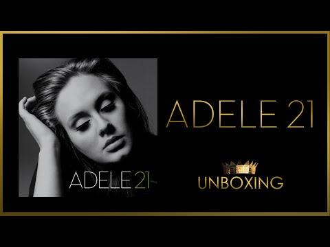 Adele - 21 Unboxing