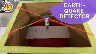 Measure Earthquakes with your own Seismograph   One Stop Science Shop