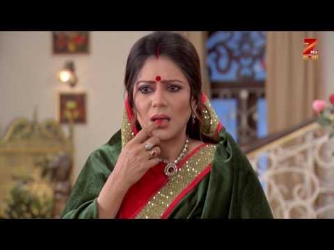 Aamar Durga - Indian Bangla Story - Epi 472 - July 19, 2017 - Zee Bangla TV Serial - Best Scene