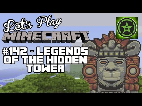 Let's Play Minecraft: Ep. 142 - Legends Of The Hidden Tower