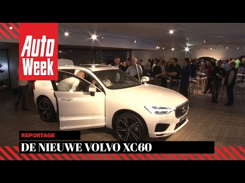 Lezers maken kennis met de Volvo XC60 - AutoWeek Reportage