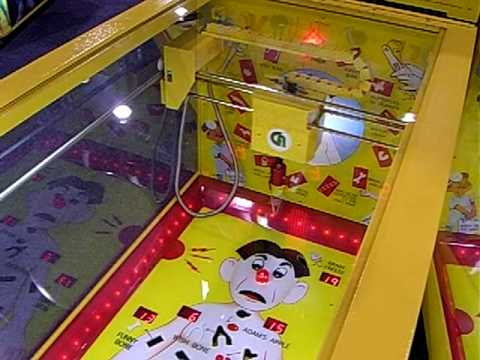 Operation arcade game by Coastal Amusements. IAAPA 2009