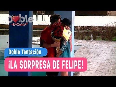 Doble Tentación - ¡La sorpresa de Felipe! / Capítulo 52