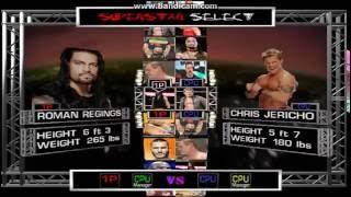 WWE Rebellion V1 Roster + Download Link + Preview
