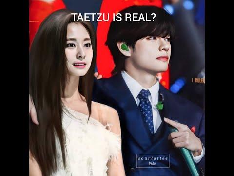 TaeTzu is real? BTS Taehyung ♡ TWICE Tzuyu