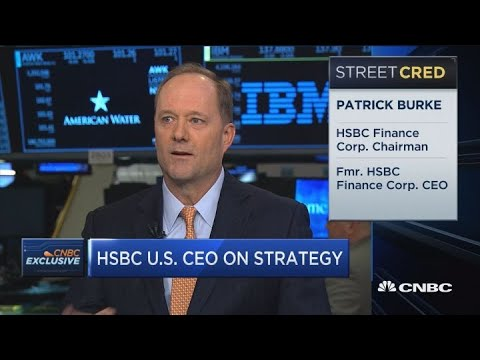 HSBC USA CEO: We Have A Relatively Light, Unsecured Portfolio In The Credit Card Business