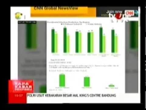 Berita tvOne Berdasarkan Survei Palsu