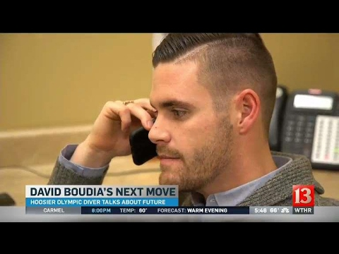 Next move for David Boudia