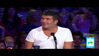 X Factor Auditions guy who Disses Demi Lovato & Britney Spears full version