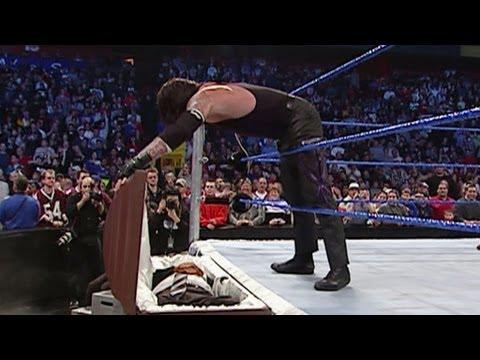 The Undertaker vs. Paul Heyman & John Heidenreich:
