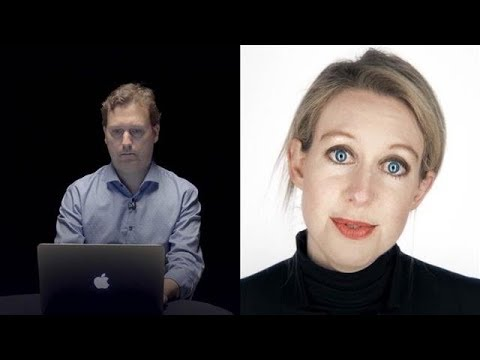 Reporting on Theranos and Elizabeth Holmes