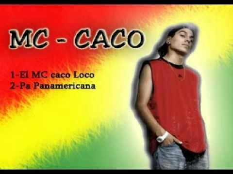 Mc Caco - El MC Caco Loco , Por Panamericana
