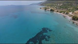 видео Какое море на Родосе (Греция)