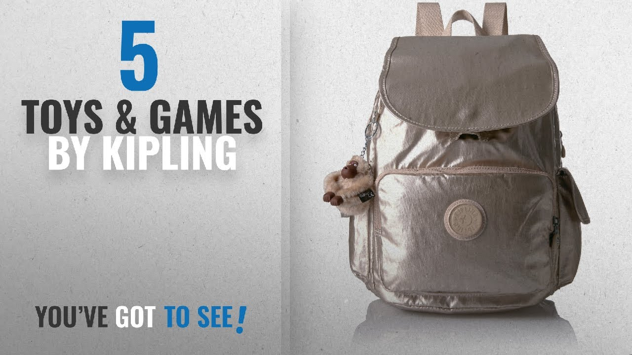 371cb286ecc8 Top 10 Kipling Toys   Games  2018   Kipling Womens Ravier Backpack ...