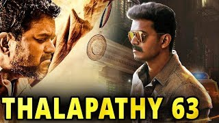 THALAPATHY 63 : Vijay To Play an Athlete ? | Atlee Movie | Sarkar |...