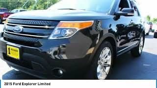 2015 Ford Explorer Holzhauer Auto and Motorsports Group C21602