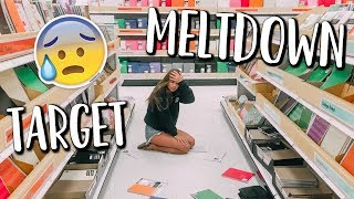 back to school supplies shopping 2018 (COLLEGE)