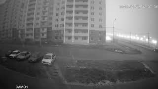 ДТП (с опрокидыванием). Саратов 03.01.2018