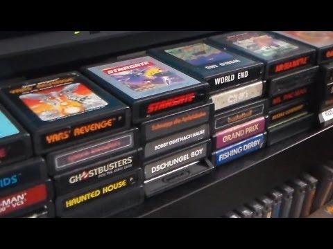 [Bierbaron Classic Review] EPISODE 13 - Atari Games Teil 2 (Deutsch, German)