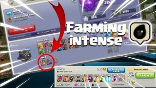 🔴FARMING INTENSE SUR CLASH OF CLANS !!! [LIVE/PC/FR/FACECAM]🔴ROAD TO 800 SUBCRIBERS