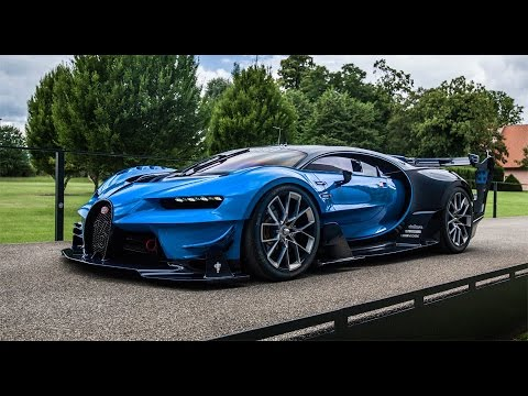 bugatti chiron and the concours d 39 elegance youtube. Black Bedroom Furniture Sets. Home Design Ideas