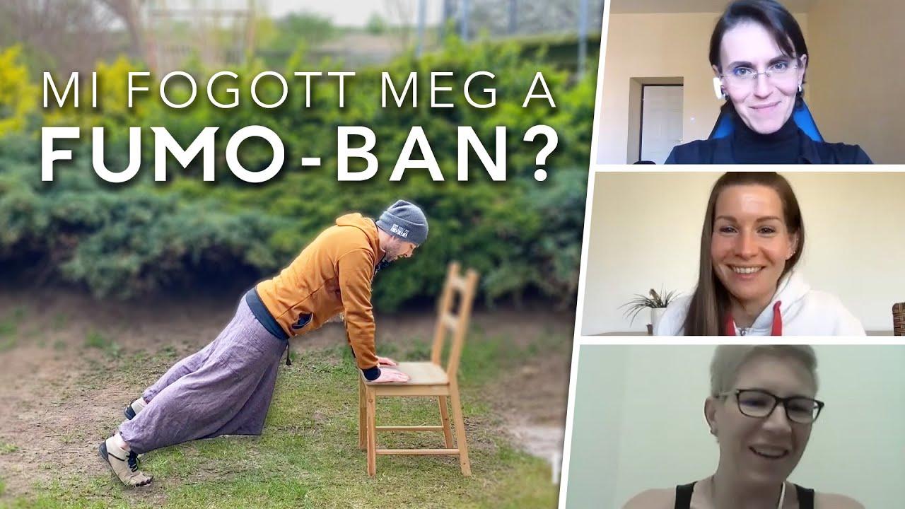 FUMO interjú - Mi fogott meg a FUMO ban? /Szandra, Olga, Erika/