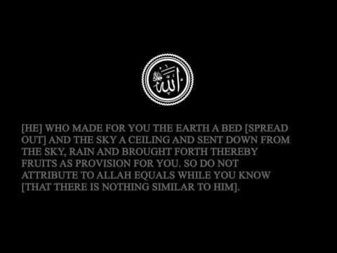 Surah Baqarah Hizb 1 سورة البقرة الحزب الاول Mohammed Hijab