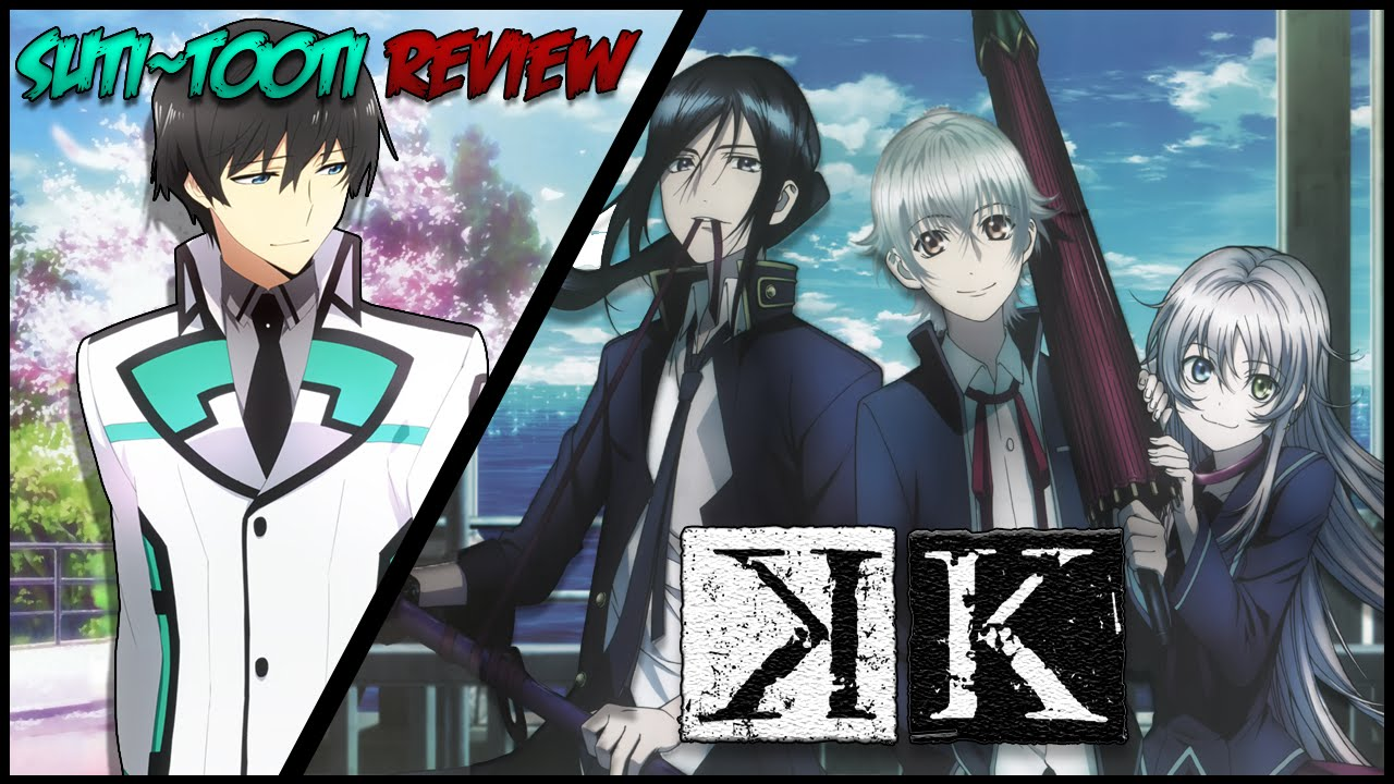 K Anime Review