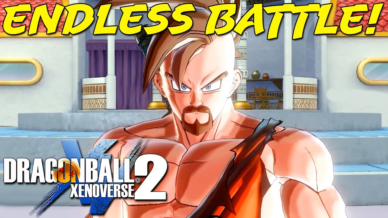 Rhymestyle Vs Seereax Vs Jdantastic Triple D Endless Battle Dragon Ball Xenoverse 2 Youtube