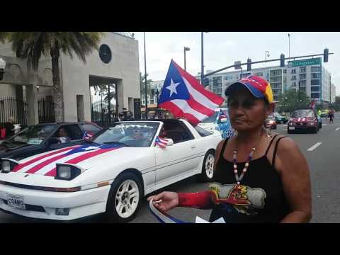 Puerto Rican parade in Orlando, Florida|Saturday April 29, 2017