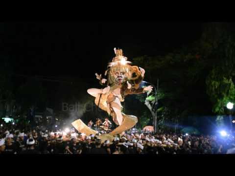 Sampian Mas - Br.Tainsiat 2017 - Ogoh Ogoh 2017
