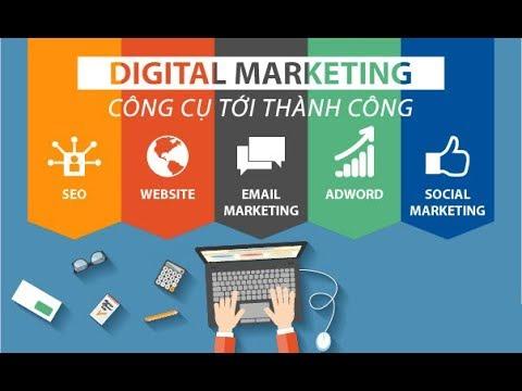Digital marketing là gì? 7 bước lên chiến lược Digital Marketing hiệu quả