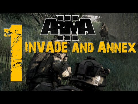 Arma 3 : Invade and Annex - TimidPhox: Squad Leader