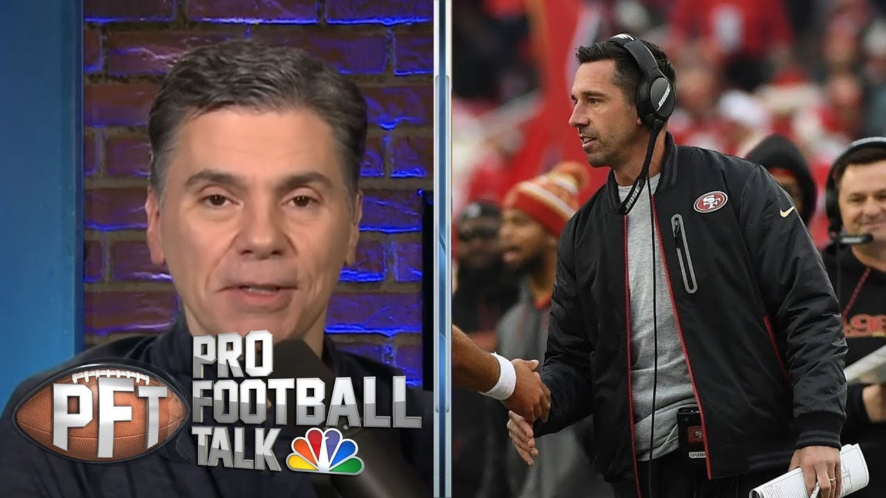 Who should be NFL's Coach of the Year? | Pro Football Talk | NBC Sports