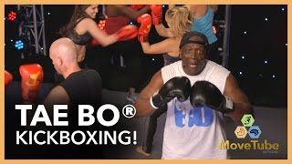 Tae Bo® Kickboxing with Billy Blanks! 2016 #workout