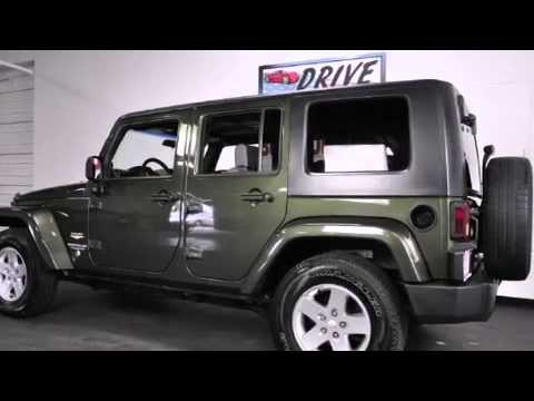 Used 2007 Jeep Wrangler Houston TX