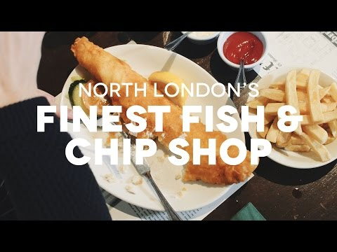 North London's Finest Fish & Chip Shop - Toff's of Muswell Hill - TOPJAW